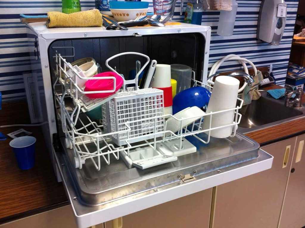 Geschirrspüler Elektrogeräte