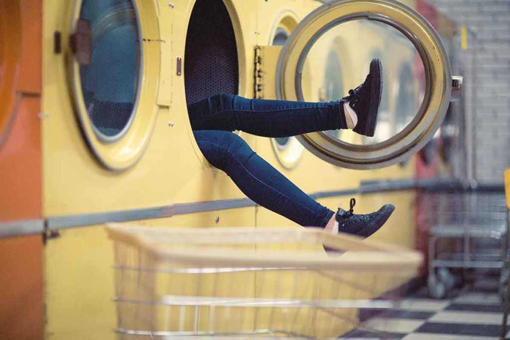 Waschmaschine Elektrogeräte Waschsalon
