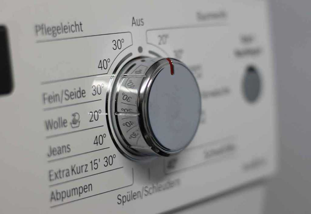 Waschmaschine Elektrogeräte